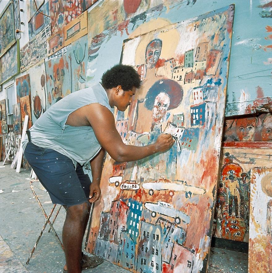 Art Of People Breaking Free Of The Paintings