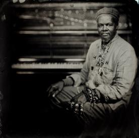 Lonnie Holley (Image: Timothy Duffy)
