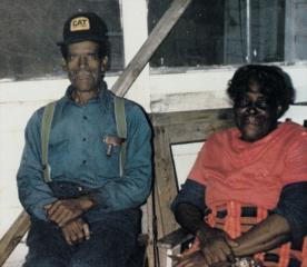 Mary Elizabeth Kennedy and husband Houston Kennedy