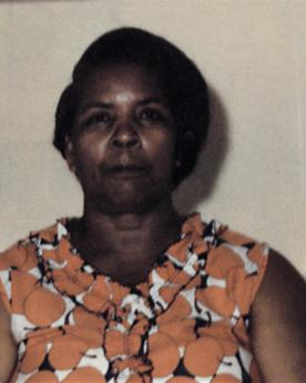 Pearlie Kennedy Pettway (Image: Unknown)
