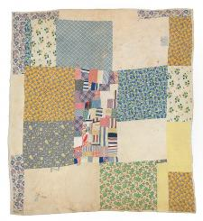 "MP - Blocks with ""Crazy Quilt"" medallion - Master Image"