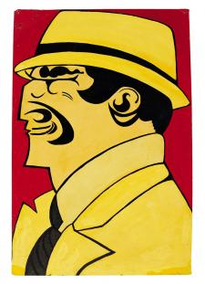 CW - Dick Tracy - Master Image