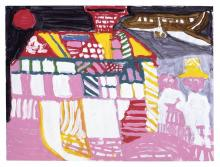 Georgia Speller, House on the Hill off the Highway, 1987