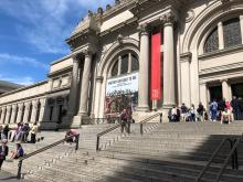 History Refused to Die at Metropolitan Museum