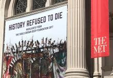"""History Refused to Die: Highlights from the Souls Grown Deep Foundation Gift"" at The Metropolitan Museum of Art"