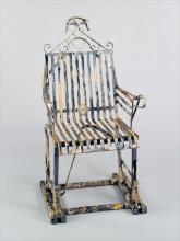 Richard Dial, untitled chair, 1988