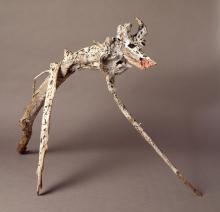 Ralph Griffin, Leopard Dog, 1986