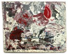 Ronald Lockett, Poison River, 1988
