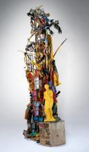 Thornton Dial, The Art of Alabama, 2004
