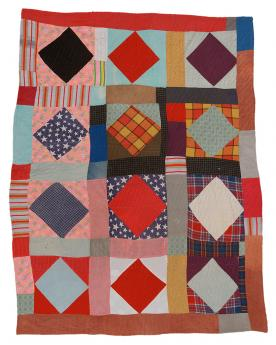 She Knew Where She Was Going: Gee's Bend Quilts and Civil Rights