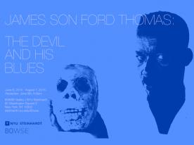 James 'Son Ford' Thomas: The Devil and His Blues